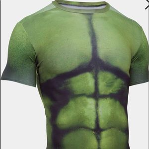 Mejor sexo Carnicero  Under Armour Shirts | Under Armour Alter Ego Hulk Compression Shirt |  Poshmark